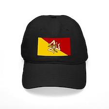 Sicilian Flag Baseball Hat