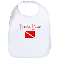 Future Diver Bib