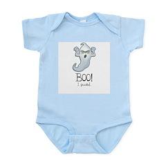 Halloween Boo I Pooed Infant Bodysuit
