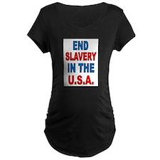 Unique End slavery T-Shirt