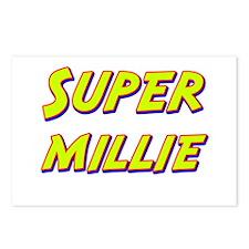 Super millie Postcards (Package of 8)