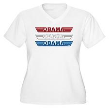 Obama Winged Logo T-Shirt