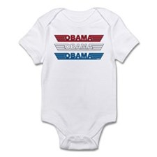 Obama Winged Logo Infant Bodysuit
