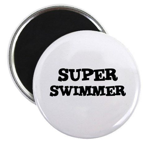 SUPER SWIMMER Magnet