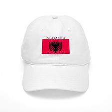 Albania Albanian Flag Baseball Cap