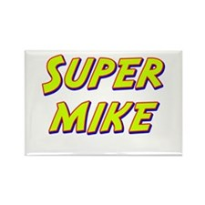 Super mike Rectangle Magnet