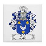 Sale Family Crest Tile Coaster