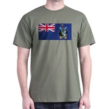 South Georgia and the South S T-Shirt