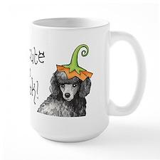 Halloween Poodle Mug