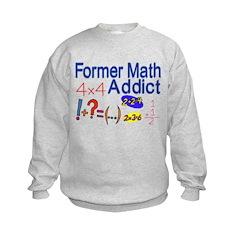 Math Addict Sweatshirt