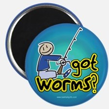 Got Worms?... Magnet