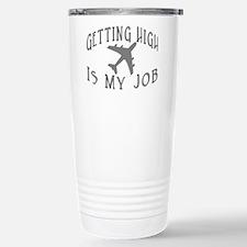 Airline Pilot Travel Mug