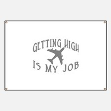 Airline Pilot Banner