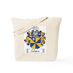 Salomoni Family Crest Tote Bag
