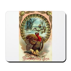 Thanksgiving Joys Mousepad