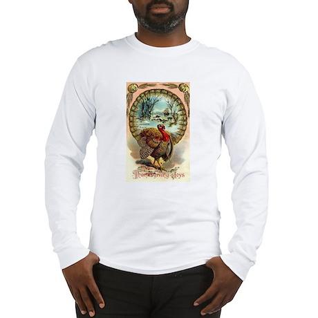 Thanksgiving Joys Long Sleeve T-Shirt