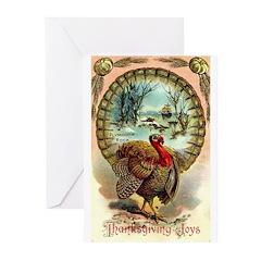 Thanksgiving Joys Greeting Cards (Pk of 10)