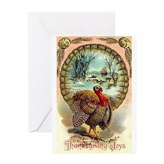Thanksgiving Joys Greeting Card
