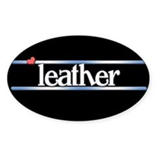 Leather Decal