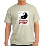 OPPOSITES ATTRACT Light T-Shirt