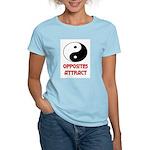 OPPOSITES ATTRACT Women's Light T-Shirt