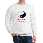 OPPOSITES ATTRACT Sweatshirt