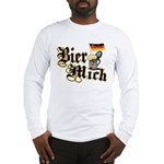 Bier Mich Long Sleeve T-Shirt