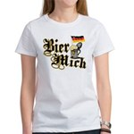 Bier Mich Women's T-Shirt