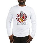 Sances Family Crest Long Sleeve T-Shirt