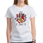 Sances Family Crest Women's T-Shirt