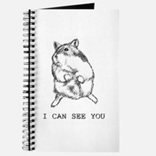 Suspicious Dwarf Hamster Journal