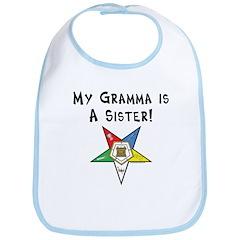 My Gramma is a Sister Bib