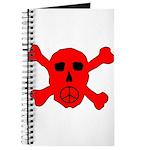 Peace Skull Journal