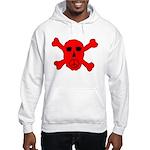 Peace Skull Hooded Sweatshirt