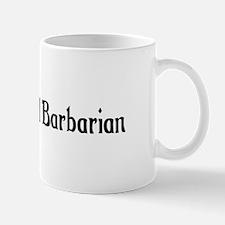Professional Barbarian Mug