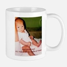 Stop Violence Now! Mugs