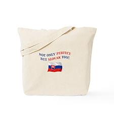 Perfect Slovak 2 Tote Bag