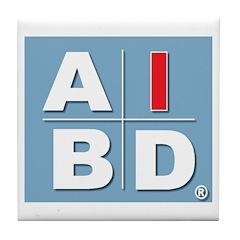 AIBD Tile Coaster
