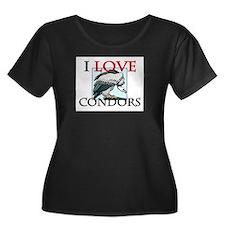 I Love Condors T