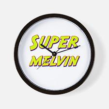 Super melvin Wall Clock