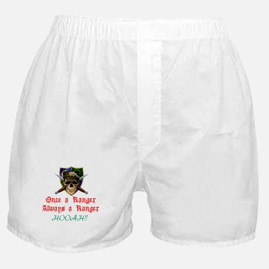 Range for Life Boxer Shorts