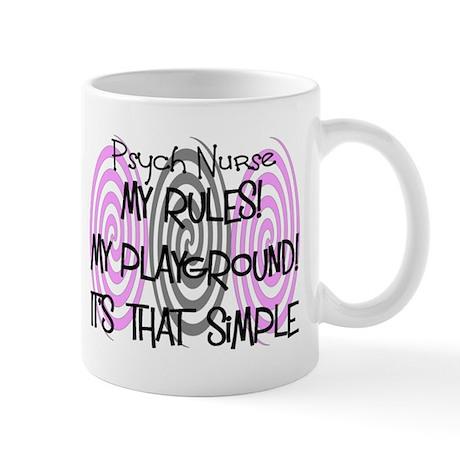 Psych Nurse Mug
