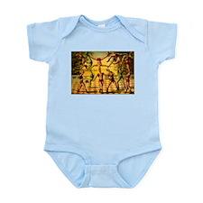 Circus Acrobats Infant Bodysuit