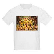 Circus Acrobats T-Shirt