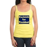 Kucinich for President Jr. Spaghetti Tank