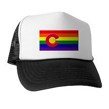 Big Gay Colorado Trucker Hat