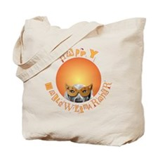 Happy Halloweimaraner! Tote Bag