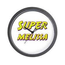 Super melissa Wall Clock