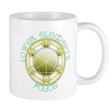 Lower Elements Police Mug