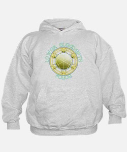 Lower Elements Police Hoodie